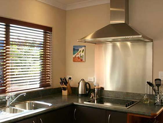 3D Kitchen Platform Rendering