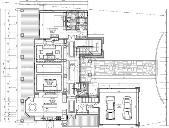 Architectural 2D Drafting