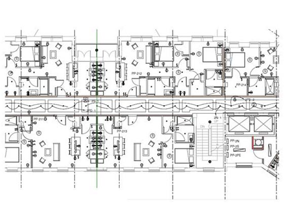 Structural CAD Drafting for Contractor