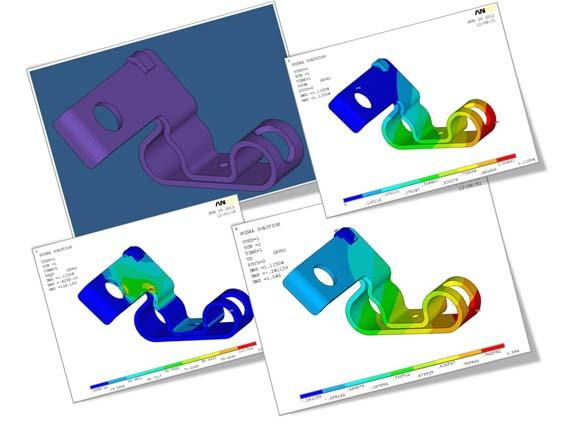 Structural Analysis of Bracket Design