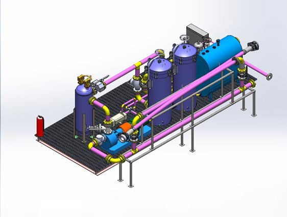 3D Modeling for Piping