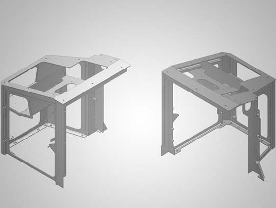 3D Modeling for Sheet Metal Product