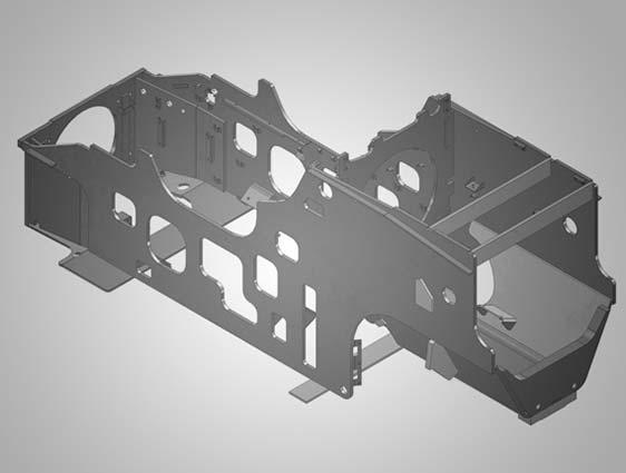 Sheet Metal Design Services Sheet Metal Parts Design