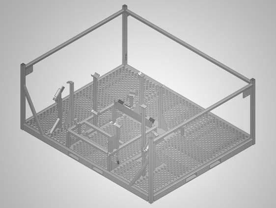 Sheet Metal Model in Solidworks