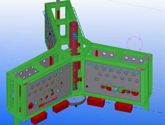 Tekla X Steel Detailing