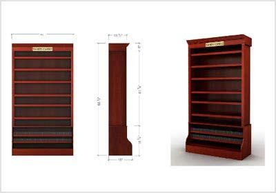 Excellent 3D Models and Rendered Images for Furniture Design