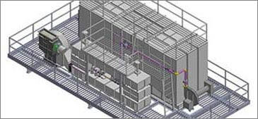 Processing Plant & Equipment Designs