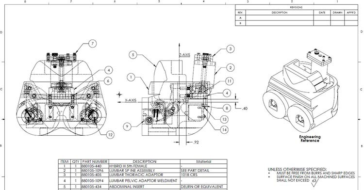 Mechanical-CAD-Drafting