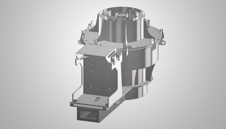 3D model of sheet metal parts