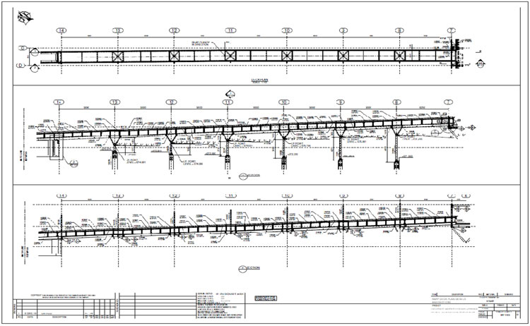Structural Drafting Services 2d Cad Drawings Structural