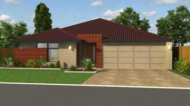 3D House Exterior Modeling