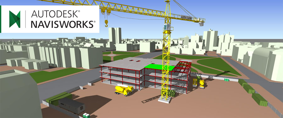 NavisWorks for Construction