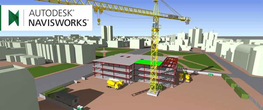 NavisWorks for Construction