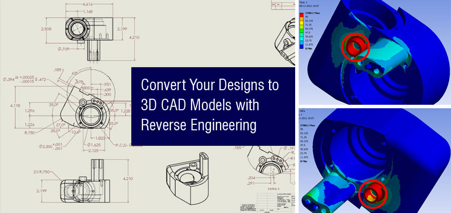 Convert 3D Models with Reverse Engineering