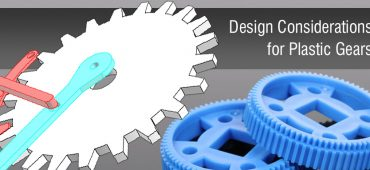 Design Considerations for Plastic Gears