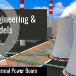 Reverse Engineering & 3D CAD Models, to address the Thermal Power Boom