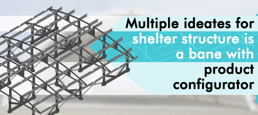 Multiple Ideates for Shelter Structure