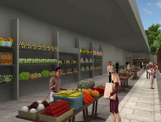 BIM for Retail Market