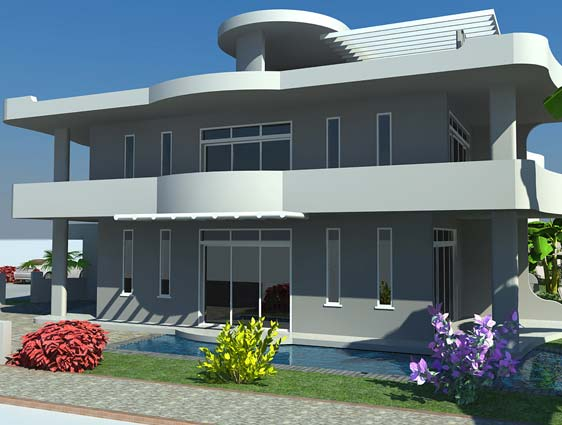 CAD Design for Exterior