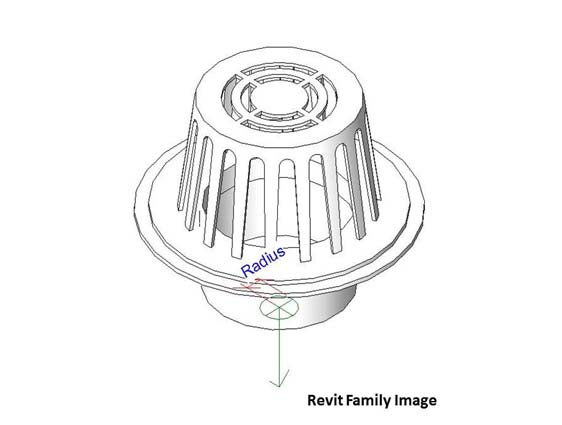 Revit Family Image for Plumbing Product