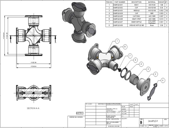 Product Design and Drafting Support